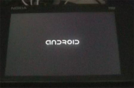 NITDroid, arriva Android 2.1 sul Nokia N900