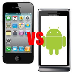 Android vs iPhone: MobileMe vs Servizi Android