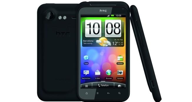 HTC Incredible S, iniziato il rilascio di Android 4.0.4