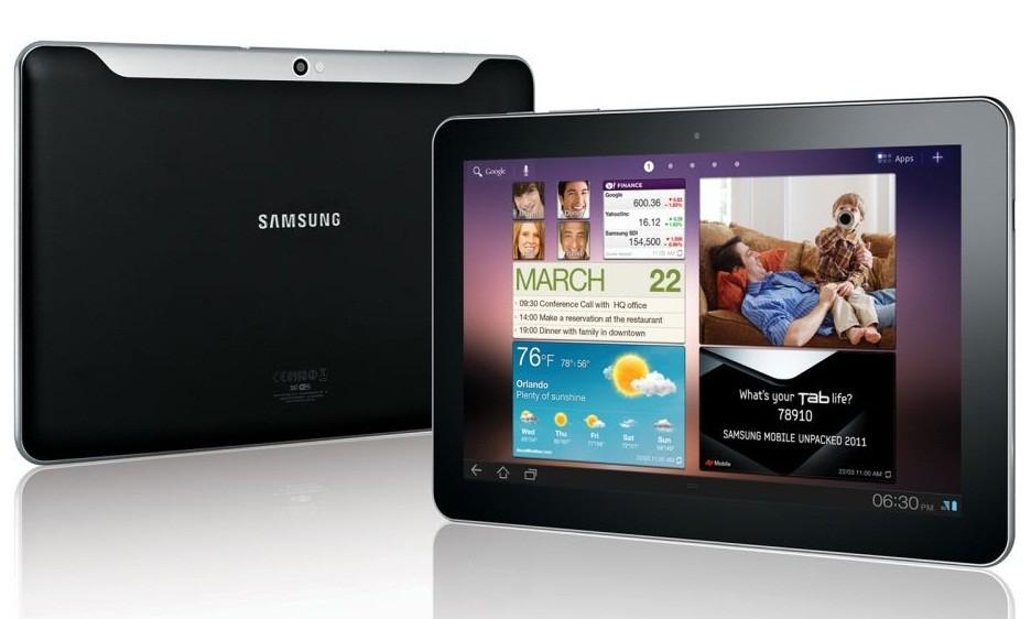 Samsung Galaxy Tab 8.9 e il nuovo Galaxy Tab 10.1 svelati!
