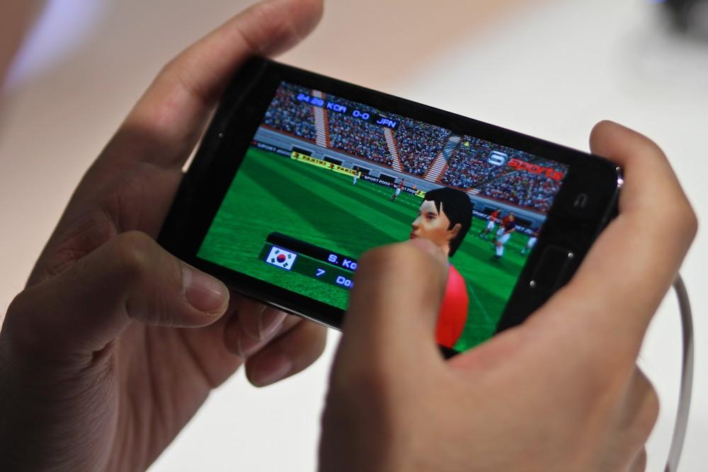 Samsung Galaxy S II in arrivo con NVIDIA Tegra 2 ...