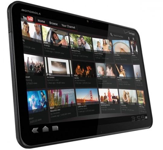 Vendite deludenti per il Motorola Xoom
