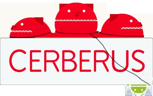 Cerberus: l'antifurto completo per il vostro Android!