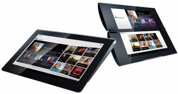 Sony rilascia un video teaser per i tablet S1 e S2