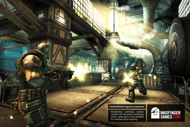 Madfinger Games annuncia Shadowgun per Tegra 2 e Kal-El