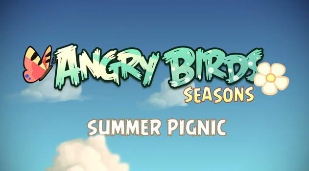 Angry Birds Seasons, presto il nuovo episodio