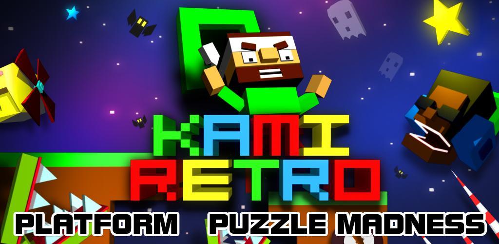 Kami Retro, un colorato platform vecchio stile per Android