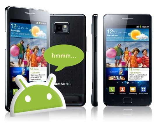 Galaxy S2 : arrivata la ROM XX4G6