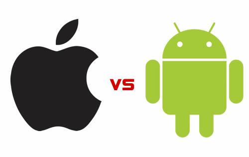 Le applicazioni iOS sono più utilizzate di quelle Android