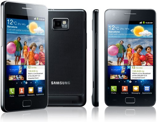 Samsung Galaxy S II: in arrivo Android 2.3.6 Gingerbread
