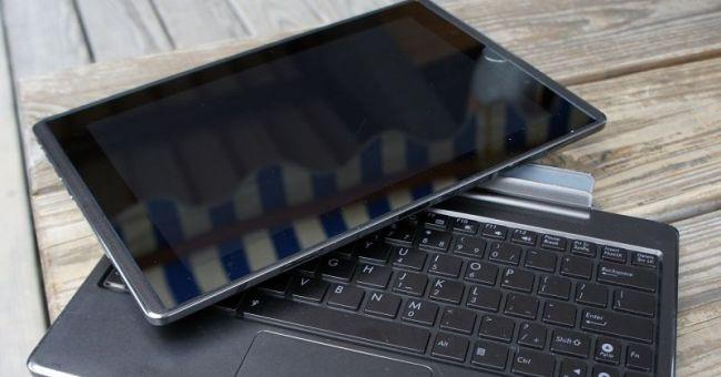 ASUS Eee Pad Transformer presto con Android 3.2