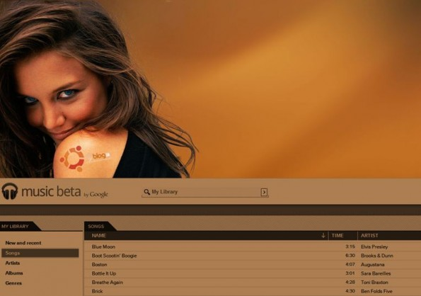 Google Music Manager arriva su Linux