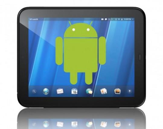 HP Touchpad: il team CyanogenMod ci sta lavorando su, e...