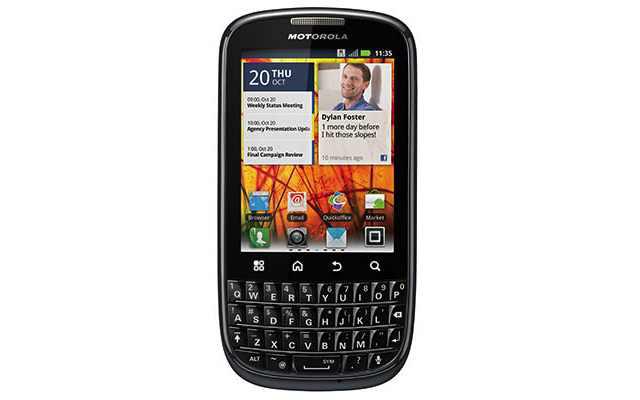 Mototola Pro+ : nuova smartphone Android