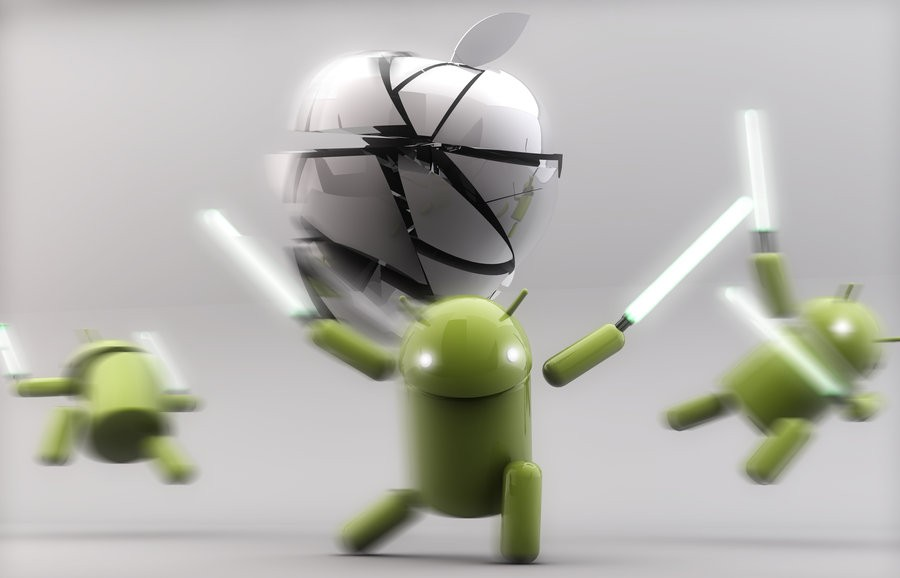 comScore: Android domina e crescono Samsung ed Apple