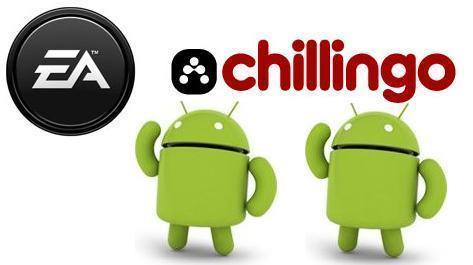 Chillingo porterà nuovi giochi nel market Android