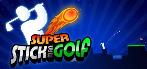 Super Stickman Golf : nuovo gioco Android