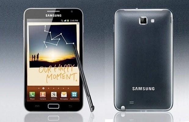 Problemi per il nuovo Samsung Galaxy Note