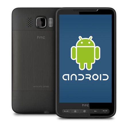 Anche Android 4.0 Ice Cream Sandwich su HTC HD2