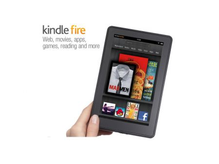 Apple non ha paura del Kindle Fire