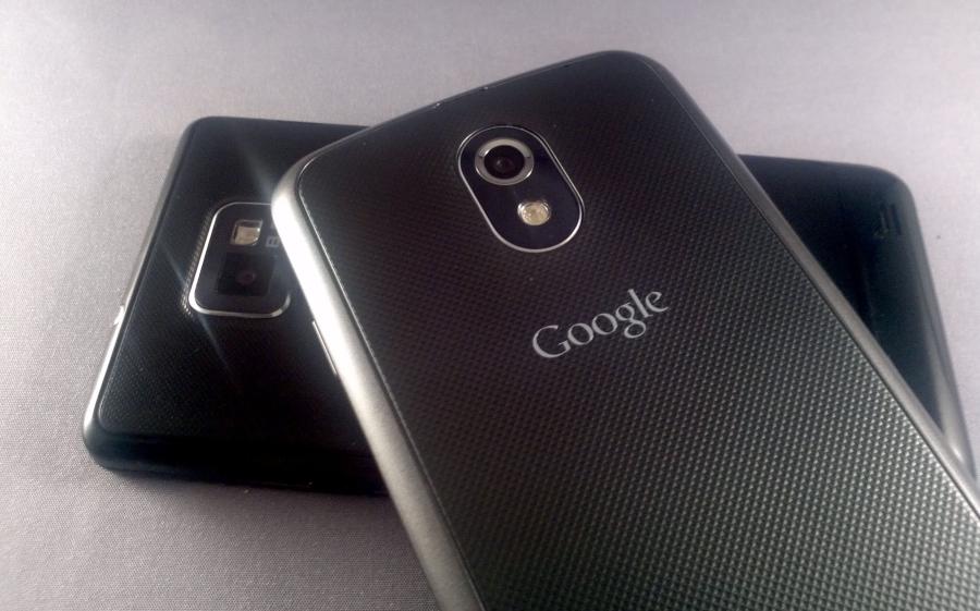 Samsung Galaxy Nexus vs Galaxy S II: browser a confronto