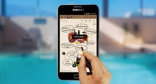 Samsung Galaxy Note: disponibile nuovo aggiornamento (no Android 4.0)