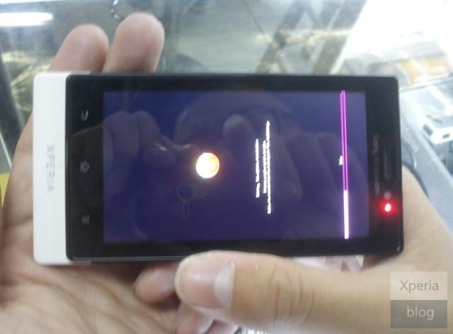 Sony Ericsson MT-271i Pepper: ecco il successore dell'Xperia Neo?