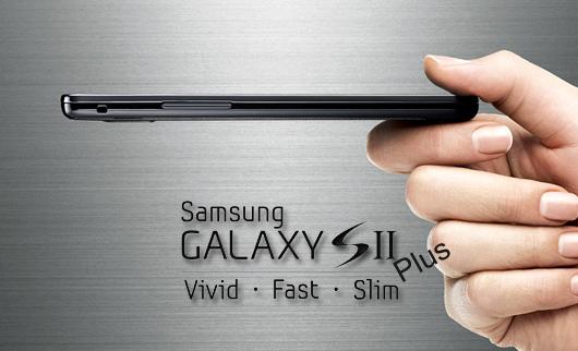 Samsung sta preparando un Galaxy S II Plus?