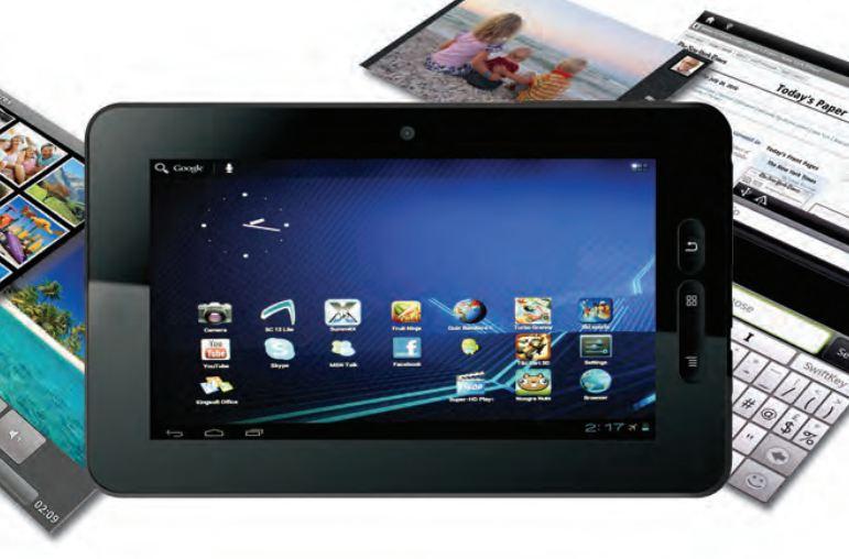 Mediacom Smartpad 715c: nuovo tablet con Android 4.0 Ice ...