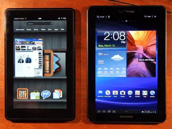 Samsung Galaxy Tab 7.7 vs Samsung Galaxy Tab 10.1 vs ...
