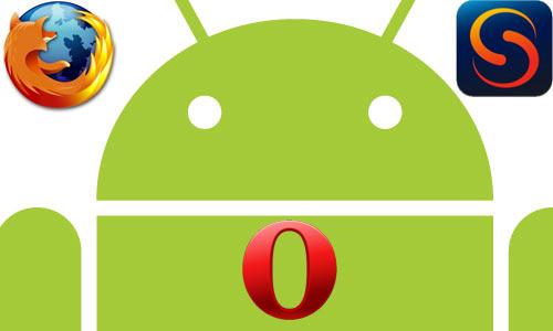 Il Browser Android è il preferito dall'utenza mobile