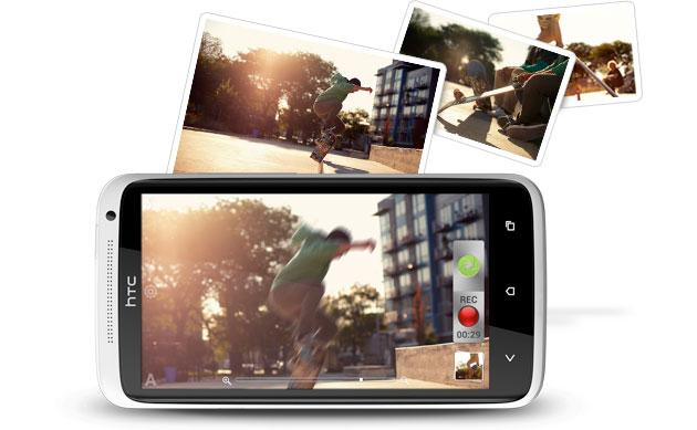 Htc One-X: confronto del reparto fotografico con i rivali Galaxy Nexus e Xperia S