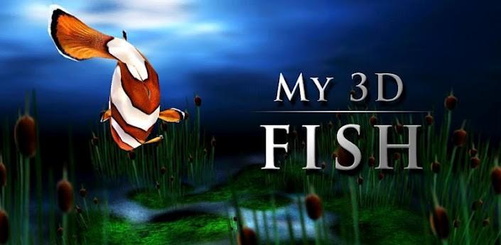 My 3D Fish, un acquario a portata di tap