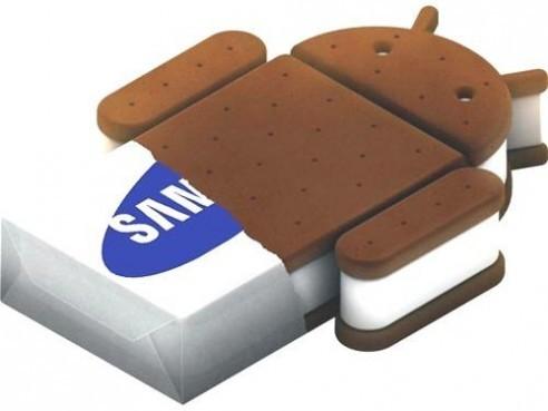 Ice Cream Sandwich arrivato in UK per Samsung Galaxy S II
