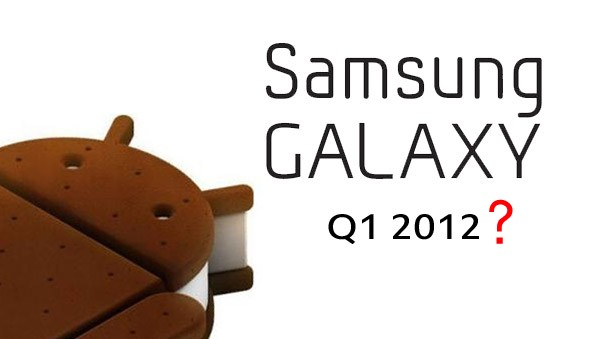 Samsung: update ad Ice Cream Sandwich, quando?
