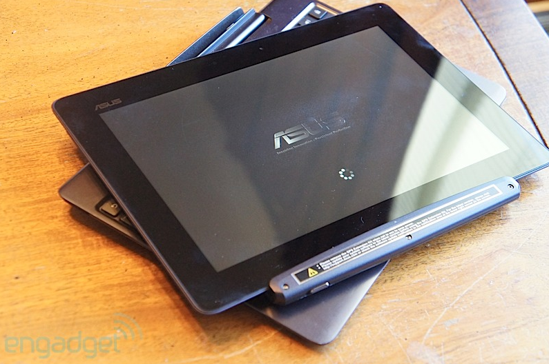 GPS Extension kit per Asus Transformer Prime [Video hands-on]