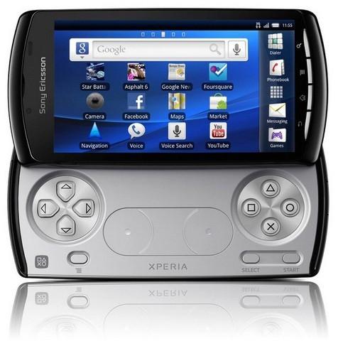 Un brevetto di Sony ci mostra un Xperia Play con sia tastiera che joystick a scomparsa