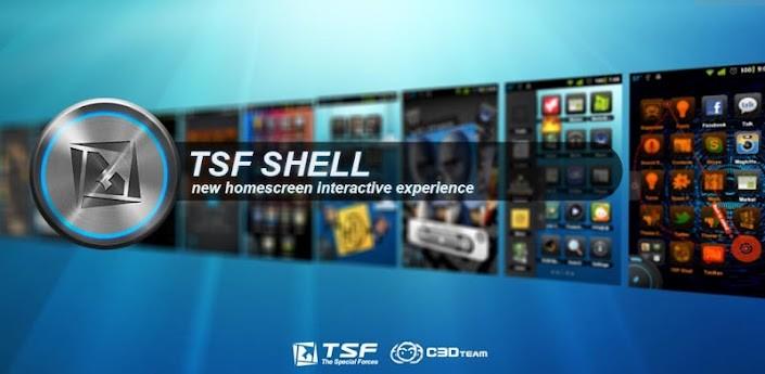 TSF Shell si aggiorna con importanti novità