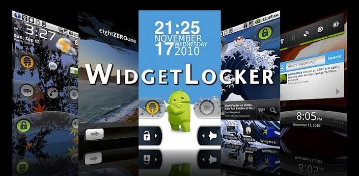 WidgetLocker si aggiorna con alcune novità