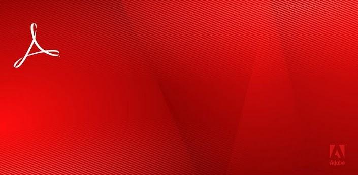 Adobe Reader per Android: nuovo aggiornamento con tante novità