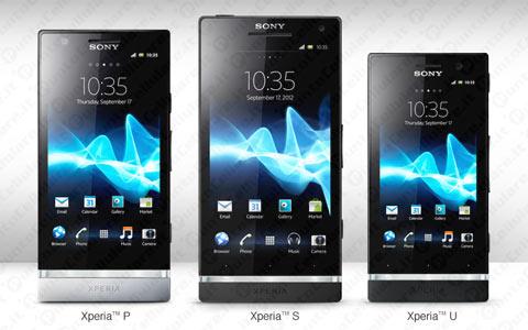 Primi benchmark per il Sony Xperia P