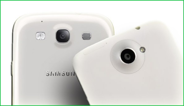 Sfida di registrazione video: Galaxy S III VS Htc One X