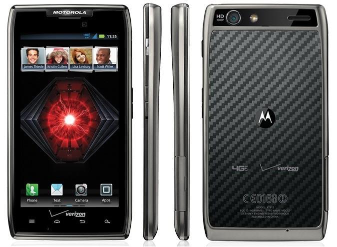 Motorola Razr MAXX: disponibile in Italia a 549€