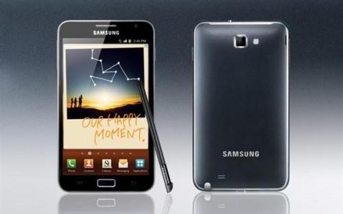 Primi benchmark per il successore del Samsung Galaxy Note