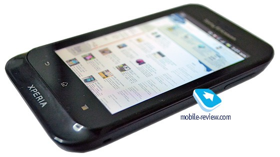 Sony Xperia Tapioca: nuove immagini dello smartphone con logo Sony Ericsson