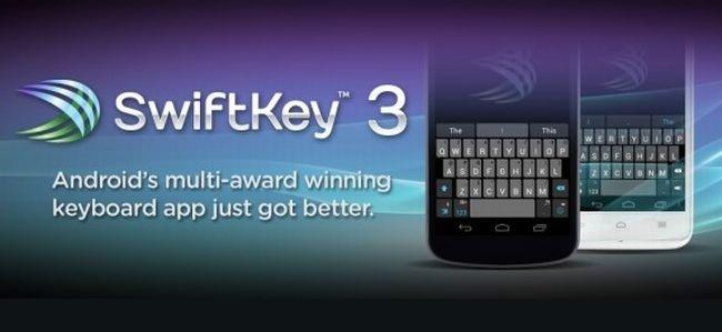 Rilasciata nuova beta di Swiftkey 3 con nuove funzioni