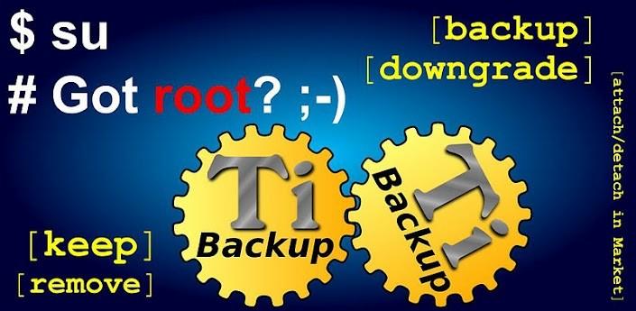 Titanium Backup si aggiorna alla versione 6.0 con alcune novità e fix