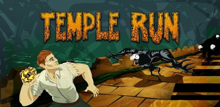 Temple Run per Android si aggiorna: disponibile la versione 1.0.3