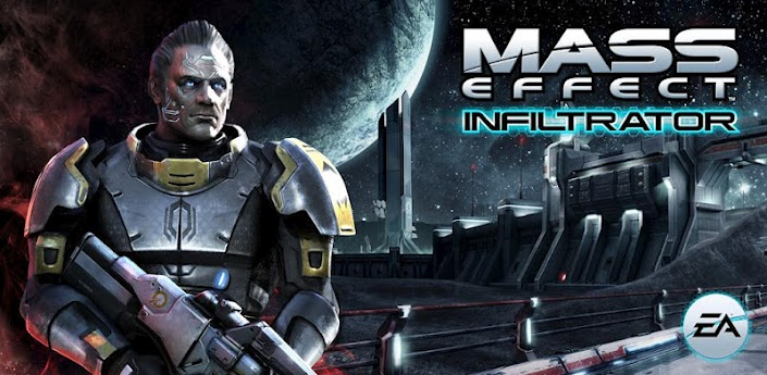 Mass Effect Infiltrator arriva sul Play Store