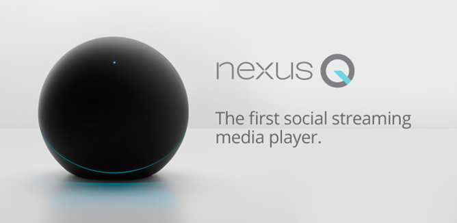 Google presenta il Nexus Q, il primo media player sociale [UPDATE - SPECIFICHE TECNICHE]